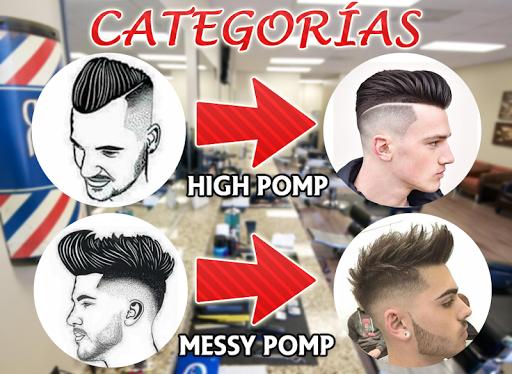 Haircuts Men 2019 ud83dudc88 1.0 screenshots 2