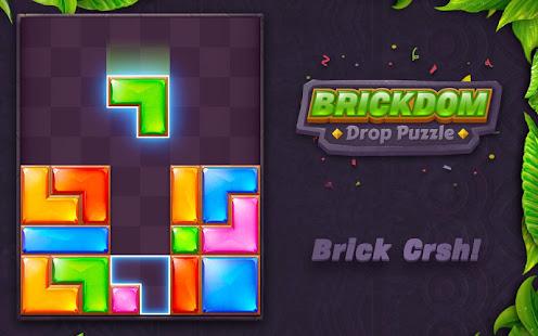 Download Brickdom - Drop Puzzle For PC Windows and Mac apk screenshot 16