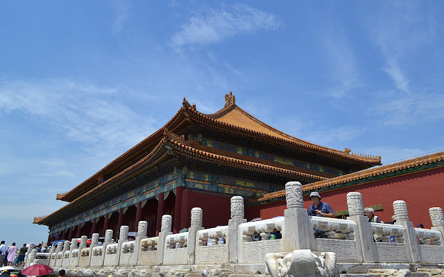 The Forbidden City - New Tab in HD