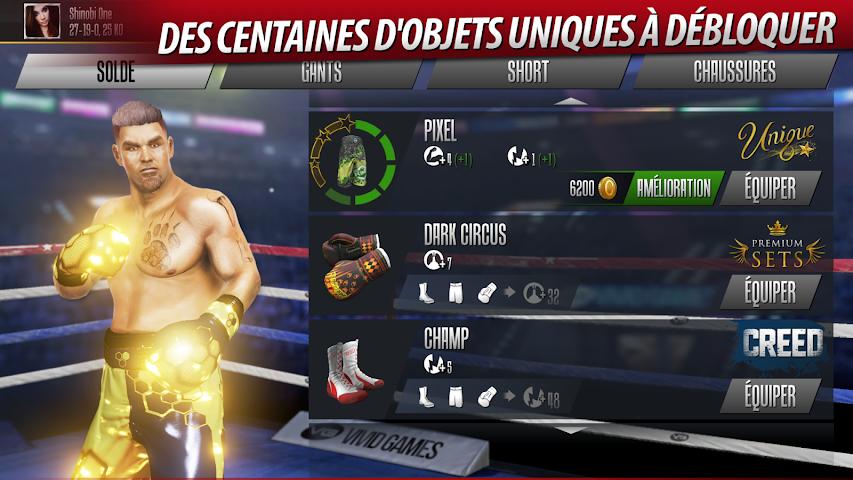 android Real Boxing 2 CREED Screenshot 3