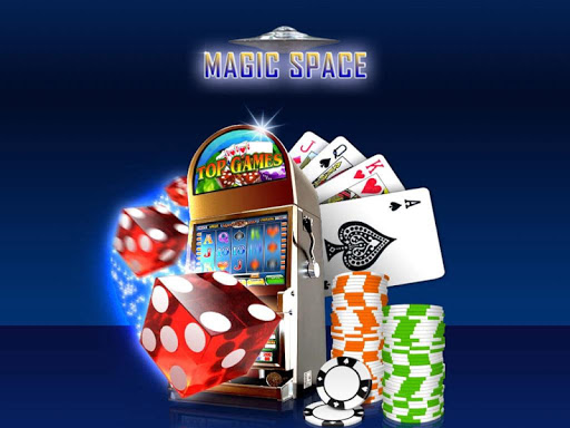 Magic Space Slot Machine