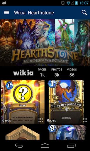 Wikia:炉石传说