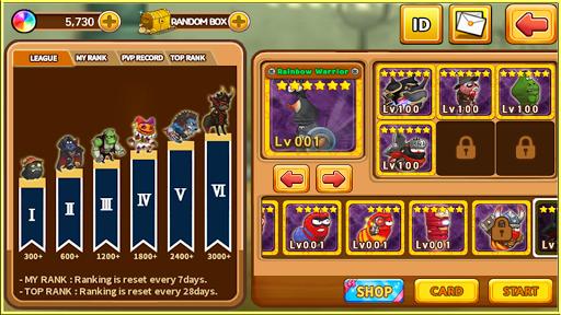 Larva Heroes: Battle League 2.4.7 screenshots 10