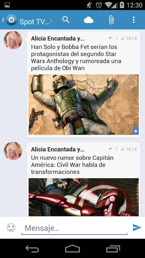 Spotbros- screenshot
