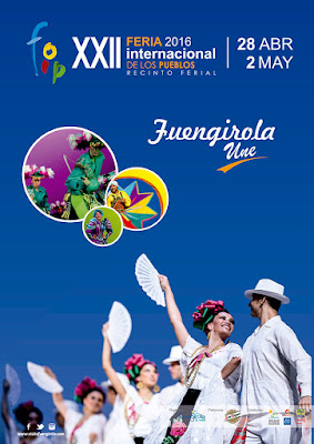 FERIA INTERNACIONAL DE LOS PUEBLOS, F.I.P 2016