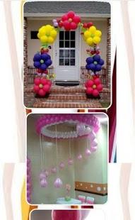 Design Balloon Decoration - náhled