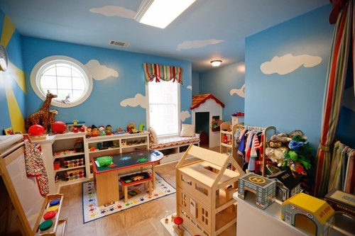 Play Therapy Room Fitted-Out