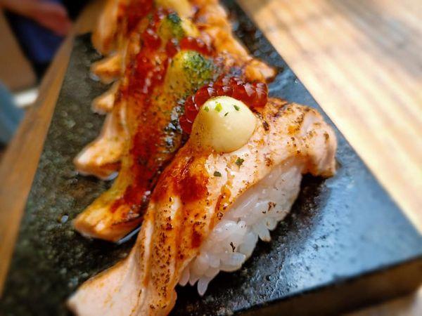 濃厚系色彩的生魚日料~本寓食堂。
