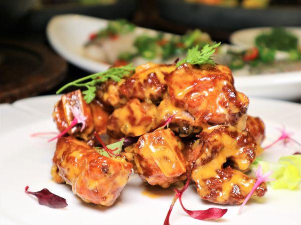 漢來軒。顛覆傳統的新潮中菜,廣三SOGO中菜餐廳推薦