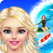 Surfer Girl Makeover