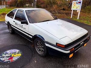 スプリンタートレノ AE86 GT-APEXのカスタム事例画像 イチDさんの2021年01月27日21:21の投稿