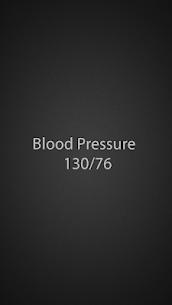 Blood Pressure Tracker – BP Checker – BP Logger 5