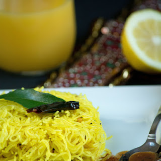 Lemon Semiya – Vermicelli Yellow