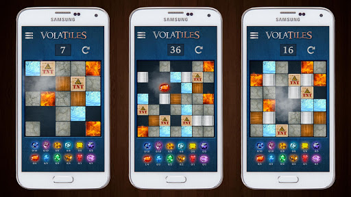 免費下載休閒APP|Volatiles - Slide Puzzle app開箱文|APP開箱王