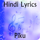 Lyrics of Piku