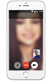 Video Call from Selena Gomez - náhled