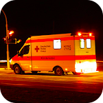 Ambulance Parking 3D Icon