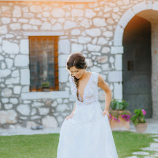 Φωτογράφος γάμων George Katsaros (georgekatsaros). Φωτογραφία: 18.09.2018