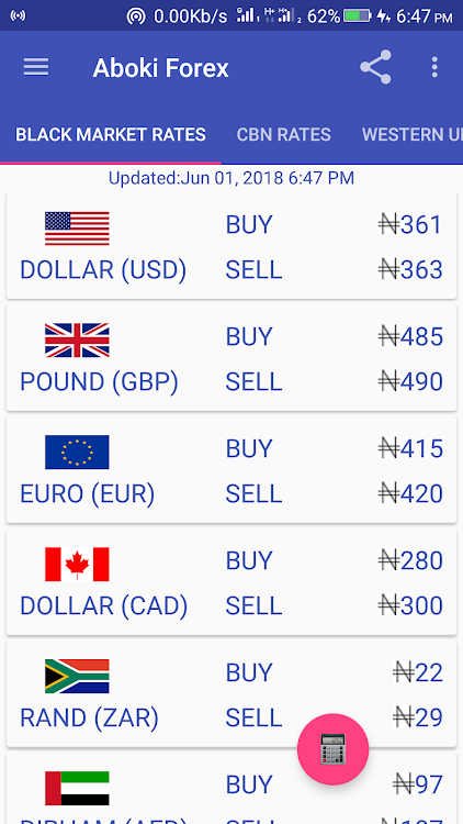 forex currency exchange rate calculator