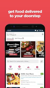Zomato - Restaurant Finder and Food Delivery App 13.2.1
