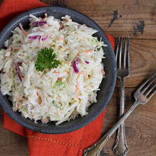 Southern Cole Slaw and Potluck #2