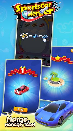 Sports Car Merger 2.5 screenshots 3