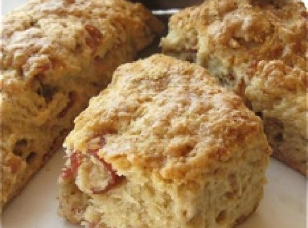 Maple Bacon Scones Recipe