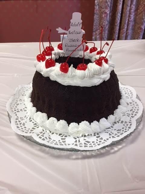 White Russian Pound Cake Recipe