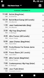 City Dance Corps - náhled