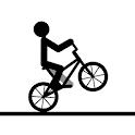 Draw Rider Free - top bike stickman racing games icon