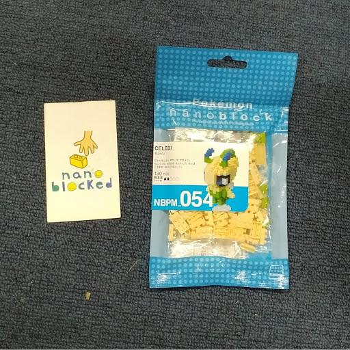 橙師奶商店 x nanoblocked香港專賣店