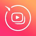 Floating Tube Player, Float Tube Pop-up: GAGTube icon