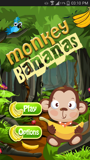 Monkey Bananas