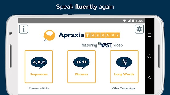 Apraxia Therapy: Aphasia- screenshot thumbnail