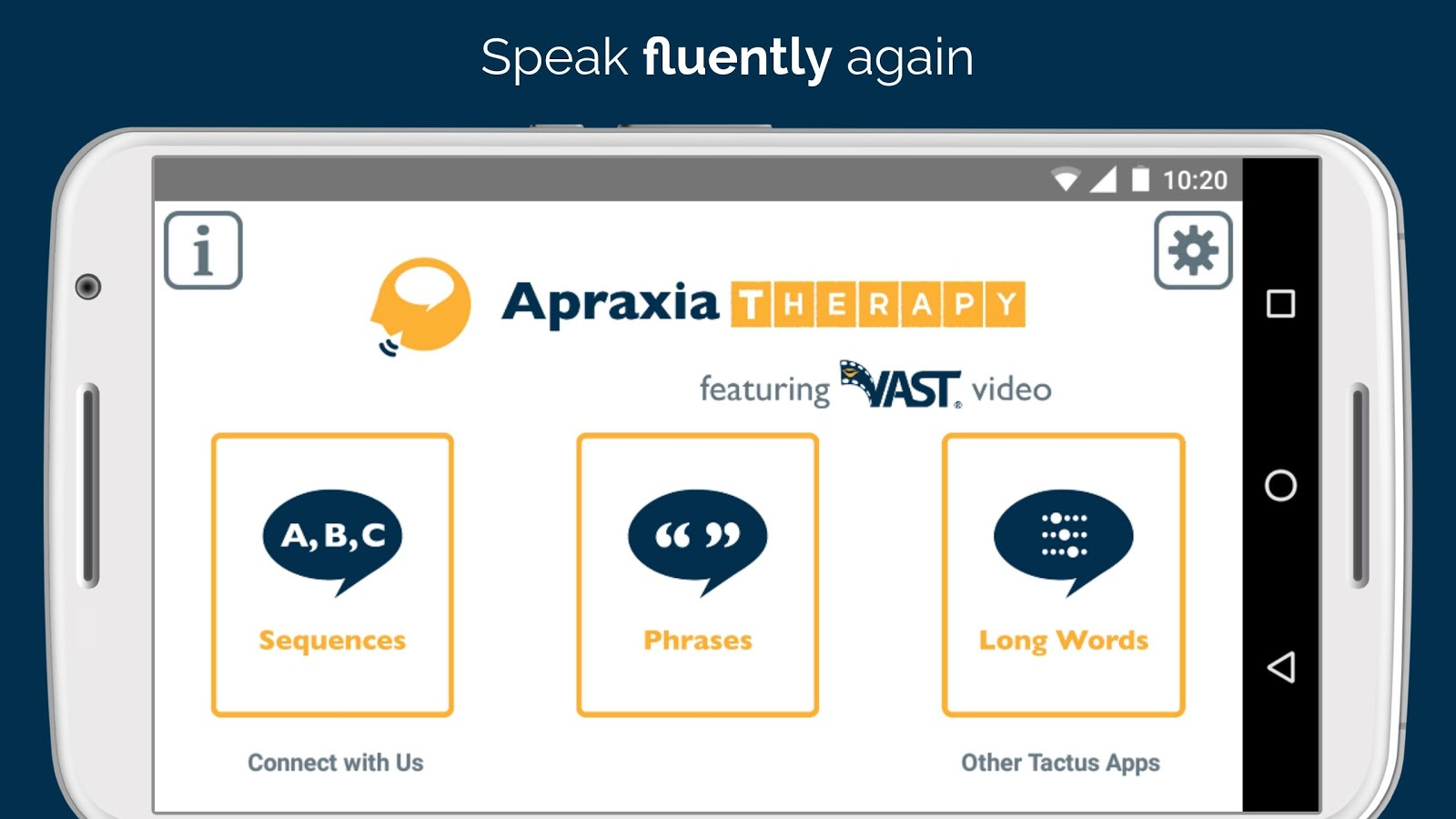 Apraxia Therapy: Aphasia- screenshot