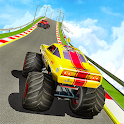 Impossible Tracks Monster Truck Stunts icon