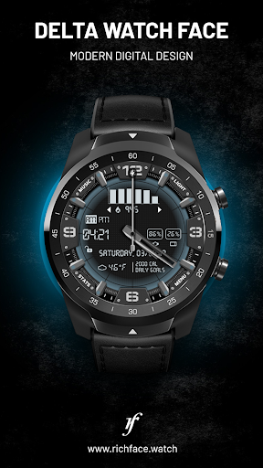 Delta Watch Face ss2
