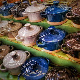by Ron Meyers - Artistic Objects Cups, Plates & Utensils