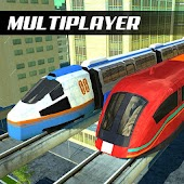 Racing in Train -  Games