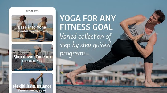 Yoga Workout by Sunsa. Yoga workout & fitness App Download For Android 2