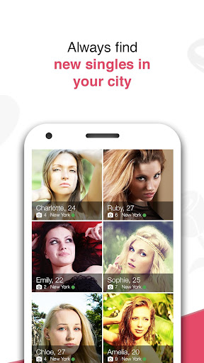 iDates - Chat, Flirt with Singles & Fall in Love 5.2.3 (Quattro) Apk for Android 3