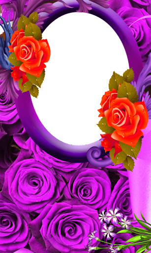 Rose Flower Frames