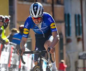 Verrassing bij Deceuninck-Quick-Step: Mauri Vansevenant dan toch in selectie Luik-Bastenaken-Luik