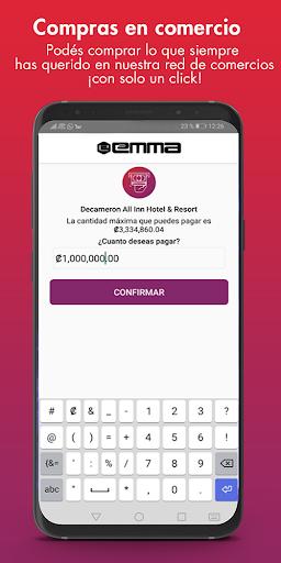 EMMA PAY screenshot 5