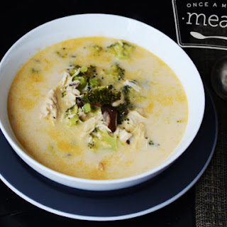 Paleo Thai Chicken Soup