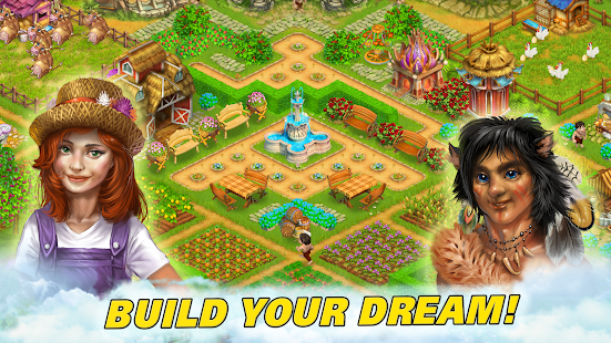 Farm Tribe 3: Cooking Island Screenshot