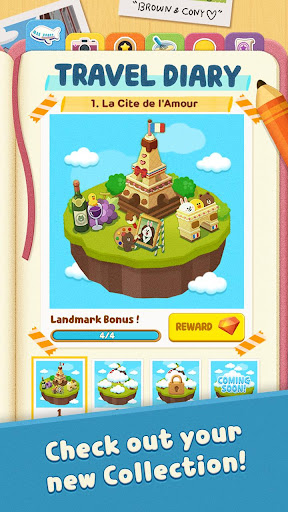 LINE POPChocolat screenshots 5