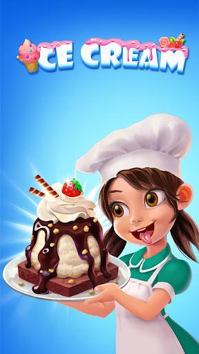 冰淇淋制作