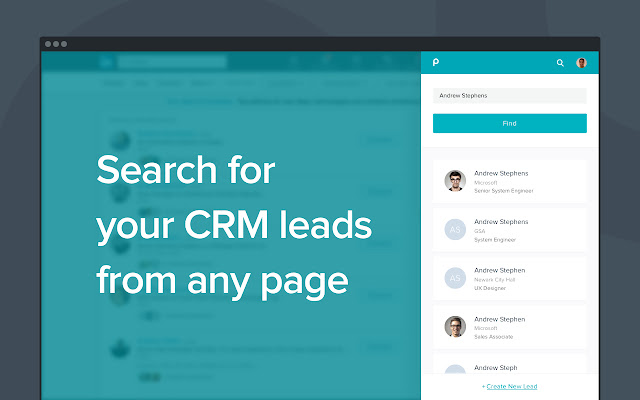Phenom Real-time CRM