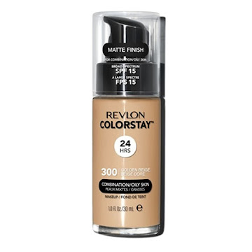 Base REVLON Colorstay   Liquida Mixta/Grasa Golden Beige x30Ml